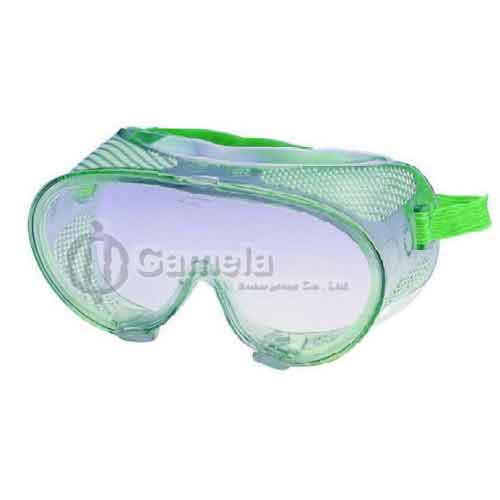 SG5231 - SAFETY-GLASSES-EYE-PROTECTION-Very-flexible-PVC-frame-meet-ANSI-Z87-1-and-CE-EN166-B-standard